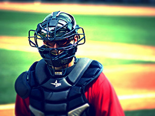Behind The Mask: Eyes Of A Catcher