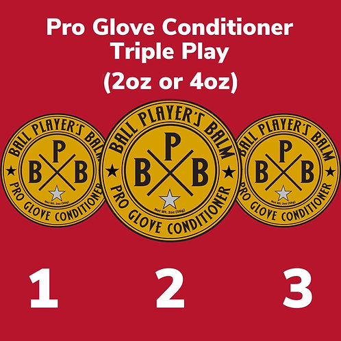 Pro Glove Conditioner Triple Play
