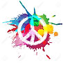 50579925-peace-sign-in-front-of-colorful