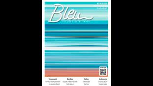 Les Automn'Halles dans le numéro 7 de la revue «Bleu, ici plus qu'ailleurs... »
