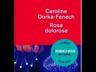 Caroline Dorka-Fenech, lauréate des «  Rendez-vous du premier roman »