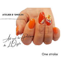 Art nails bar Toulon