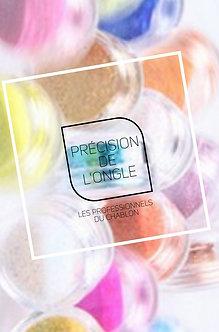 Copie de Bientôt disponible cosmétique ongulaire Précision de L'Ongle