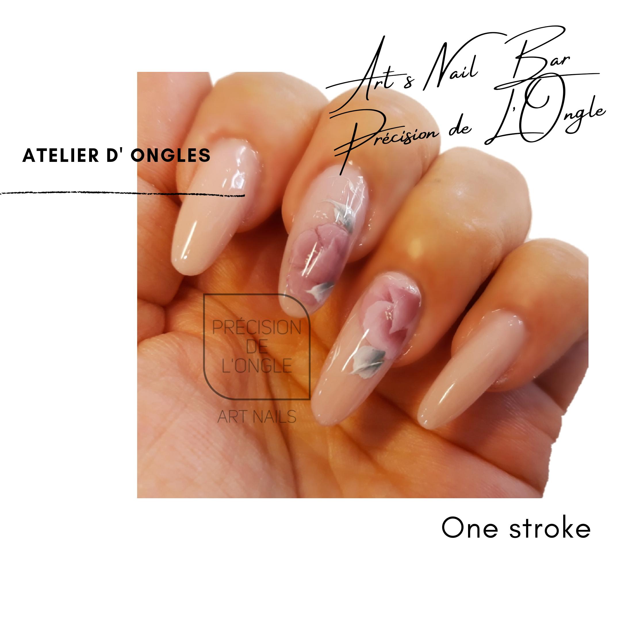 Arts Nail Bar Précision de L'Ongle