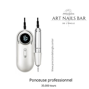 Ponceuse pour les ongles