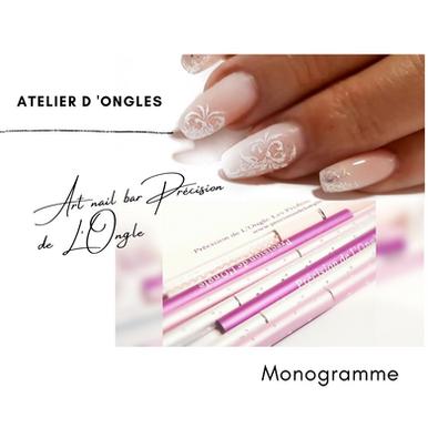 Nails art ongles chablon