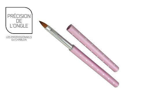 Pinceaux  cosmétique ongulaire Précision de L'Ongle