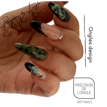 Ongles arts nail