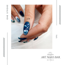 Ongles one stroke
