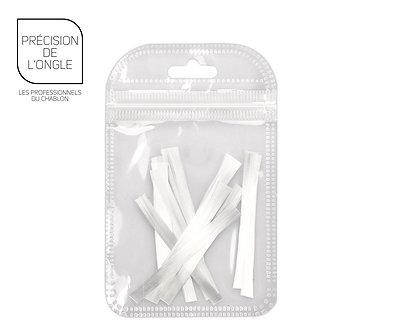 Nail forme fiberglass Précision de L'Ongle