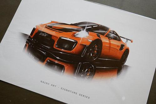 GT2 RS ORANGE A3