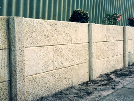 Retaining wall construction: when things go wrong - a short case study.