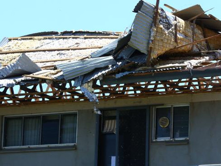 Common problems with roof construction in Perth - issues with tie-downs