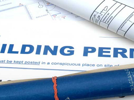 Retrospective approvals for unauthorised building works