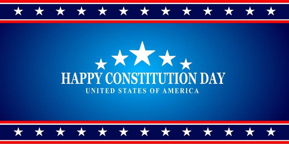 HAMILTON COUNTY'S CONSTITUTION WEEK CELEBRATION