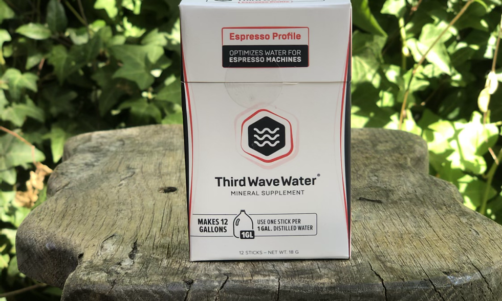 Third wave water pack