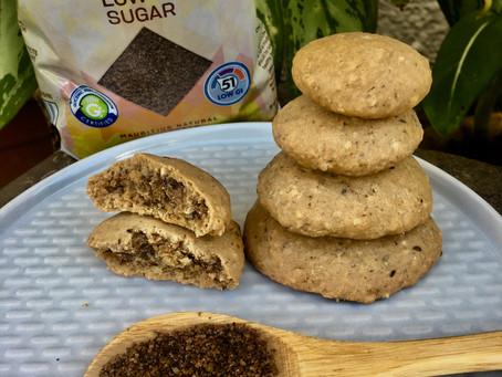 """Dina life: le sucre """"low IG"""" et recette de biscuits aux noix végan"""