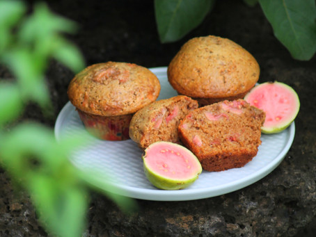 Muffins à la goyave
