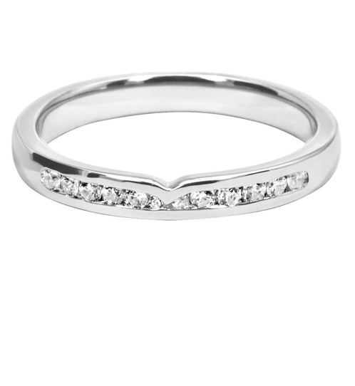 W584 Wedding Rings By Appointment Lush Wedds