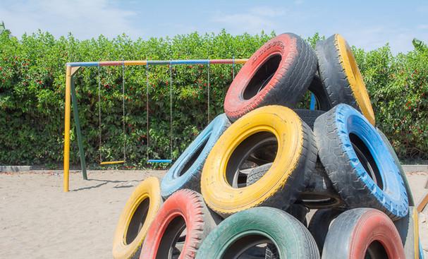 Juegos infantiles, BCM Perú.