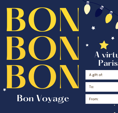 Virtual Walk Gift Certificate