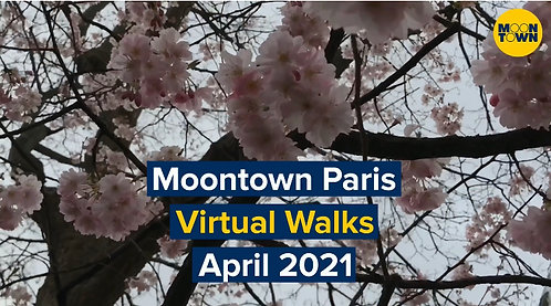 April Package - All Five Virtual Walks