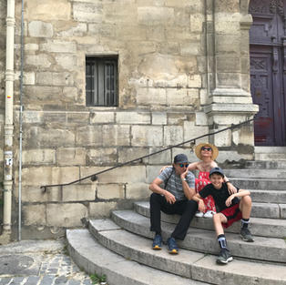 Latin Quarter Literary