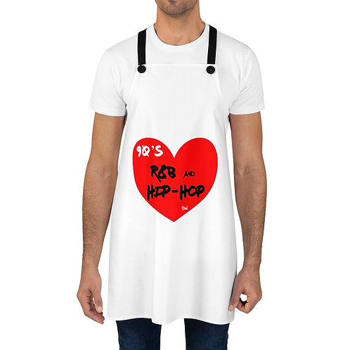 "SW ""Love 90's Hip Hop and R&B Apron"