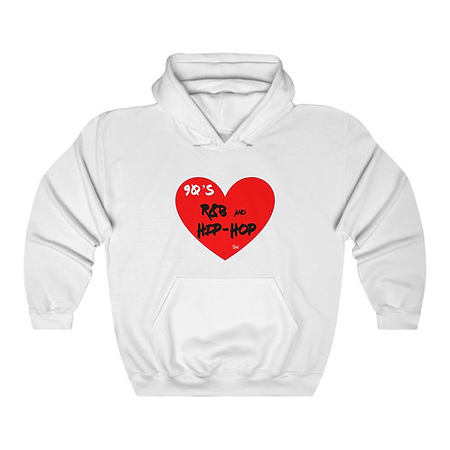 "SW ""Love Hip Hop and R&B"" Unisex Heavy Blend Hoodie"