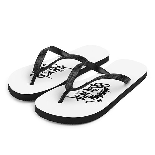 "Spin Wax ""Philly"" Flip-Flops"