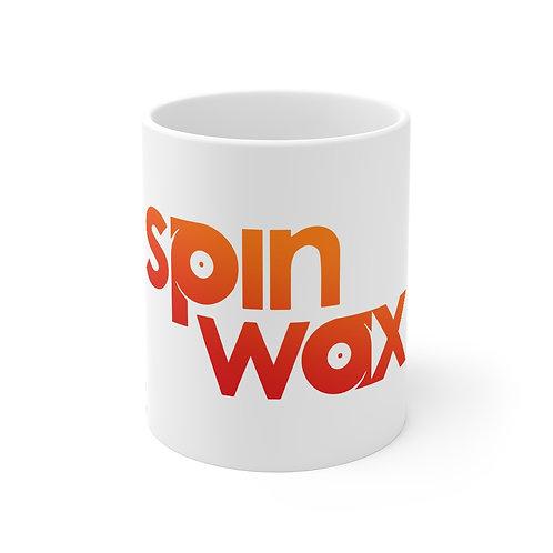 Spin Wax - Mug (11oz)