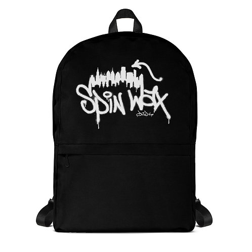 "Spin Wax ""Philly"" Backpack"