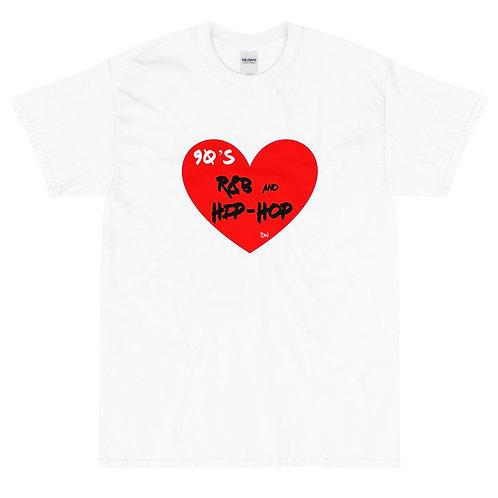 SW edition R&B and Hip Hop Short Sleeve T-Shirt