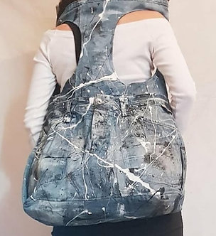 The Denim BackPack