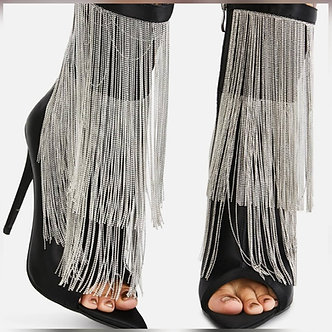 The Fringe Bootie