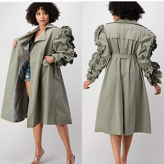 The Olive Trench