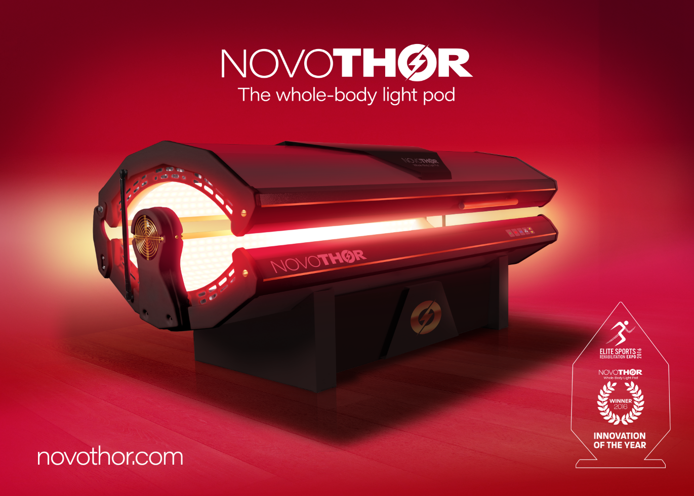 Award-Winning NovoTHOR