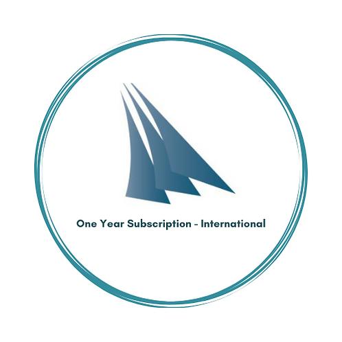 One-Year Individual Subscription (International)