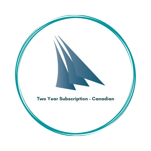 Two-Year Individual Subscription - Canada