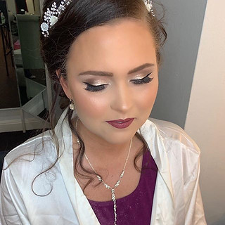 ✨✨ BRIDAL GLAM✨✨_My beautiful bride from
