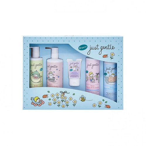 Just Gentle New Born Baby Gift Set