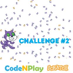 Challenge #2 Corona-Scratchy