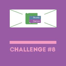 Challenge #8 Blockly