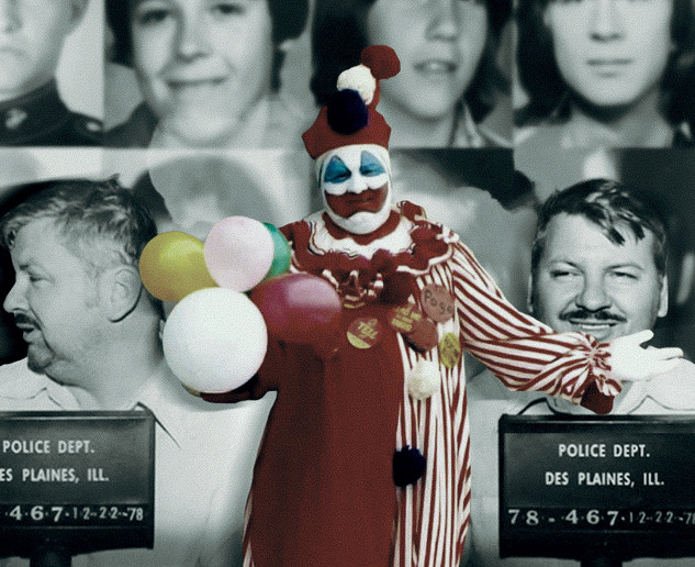 RdMCast – # 229 John Wayne Gacey – Killer Clown