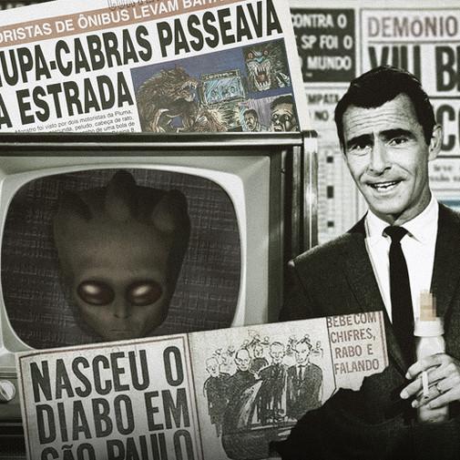 """RdMCast – # 222 """"Zona Crepuscular"""": o imaginário de horror no cotidiano"""