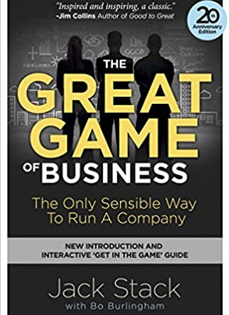 Book Summary: Great Game of Business