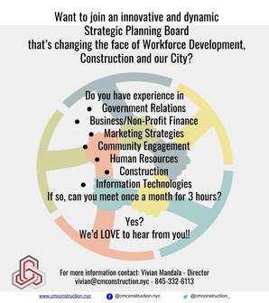 Strategic Planning Board