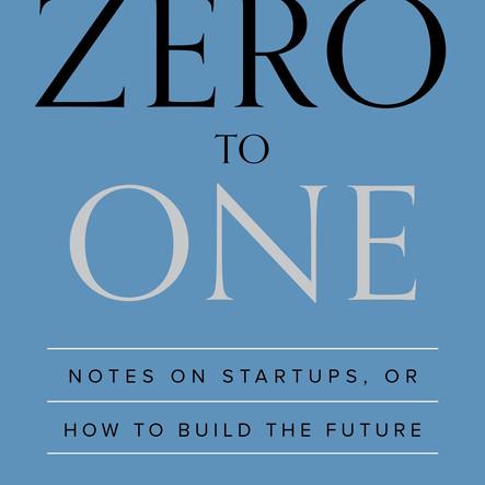 Book Summary: Zero to One