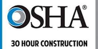 OSHA Training is not Construction Training