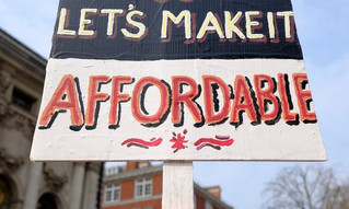 Unaffordable affordable housing